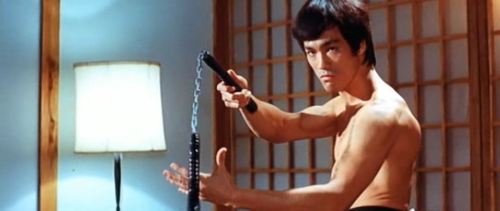 Are bruce lee chinese connection stripper scene will