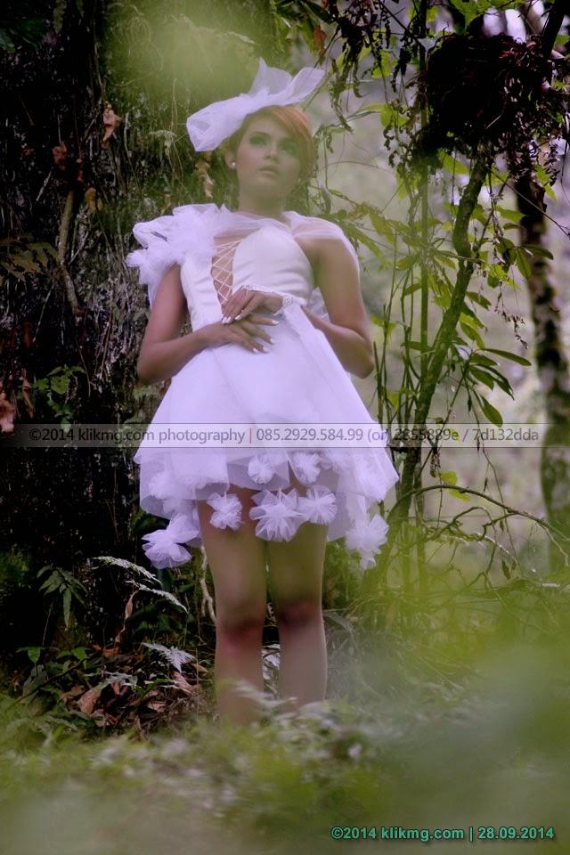Peri Hutan Tanpa Sayap / Forest fairy Without Wings   Foto oleh Klikmg   Fotografer Bandung
