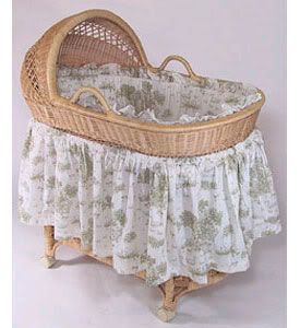 Bassinet Covers For Girls3