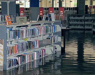 Tips Selamatkan Dokumen Kertas Terkena Banjir