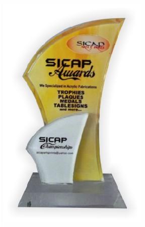 sicap trophy plaque templates