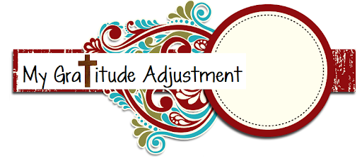 My Gratitude Adjustment