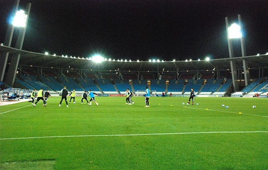 Stadion UD Almeria - fot. Tomasz Janus / sportnaukowo.pl