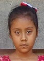 Mariza - Nicaragua (NI-291), Age 7