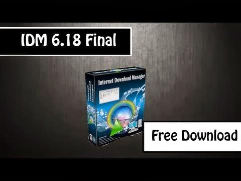 telecharger idm 6.18 avec crack gratuit pour windows 7
