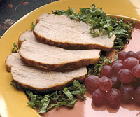 Coriander Turkey Breast