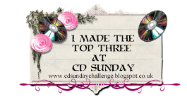 I made Top 3 at CD Sunday