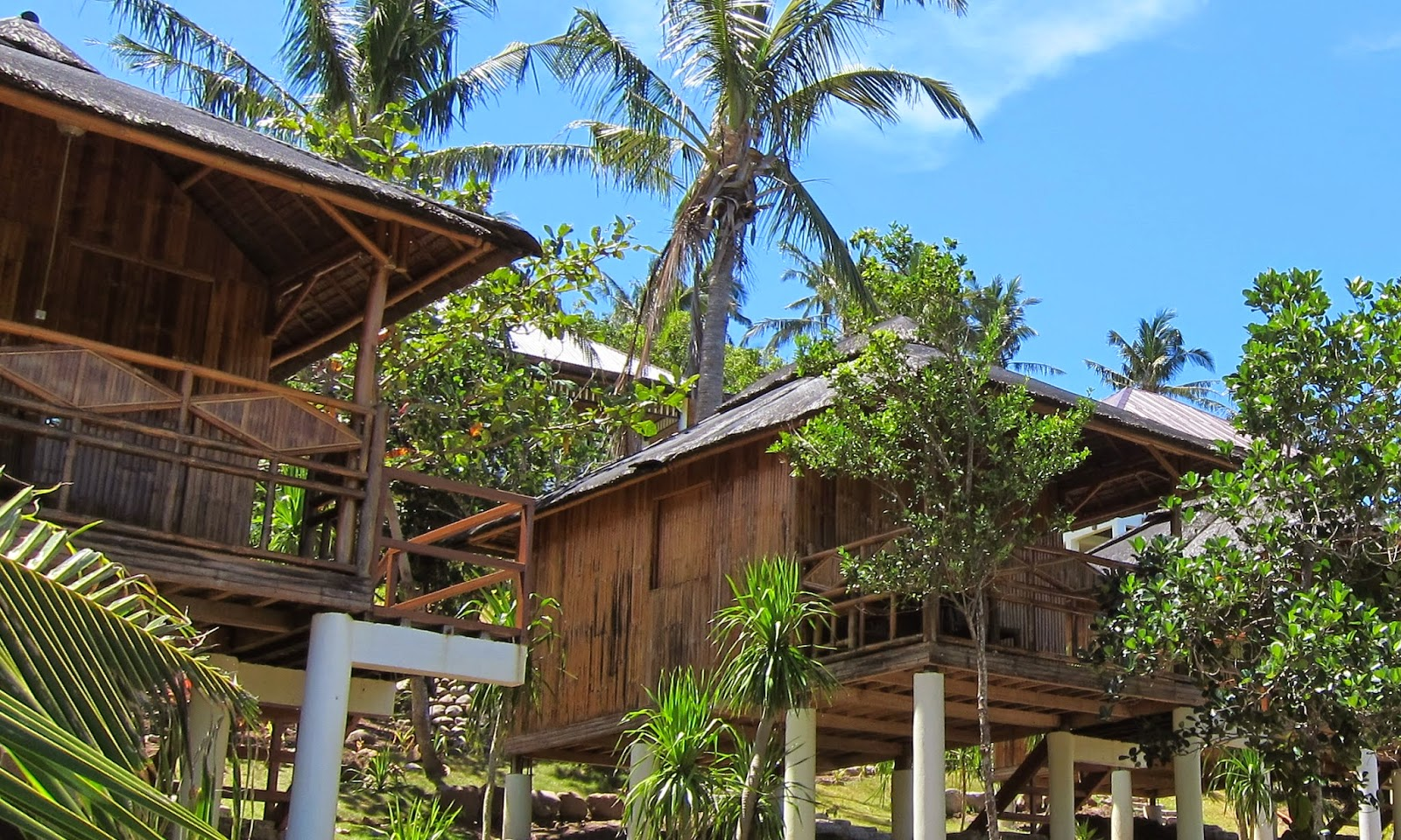 budget rooms at exotic resort kerikite malapascua