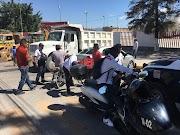 Reglamentario en Chilpancingo, usar el cinturón de seguridad, portar el casco y no utilizar el celular