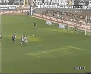 Salas Vs Torino 2001/02