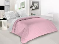 Funda nórdica rosa en Eizza.com