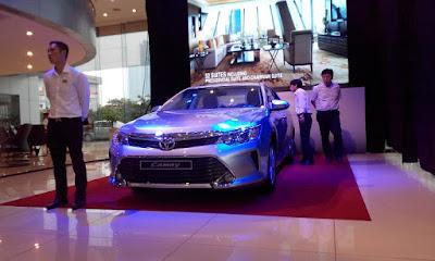 Bảng giá xe ô tô Toyota tháng 7/2015