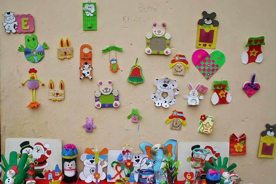 Ideas de reciclaje como hacer manualidades manualidades de - Reciclaje manualidades decoracion ...