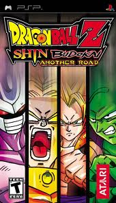 dragon ball z another road psp