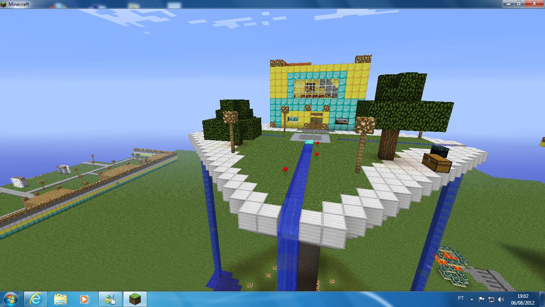 Mr minecraft me gusta casas - Fotos de casas del minecraft ...