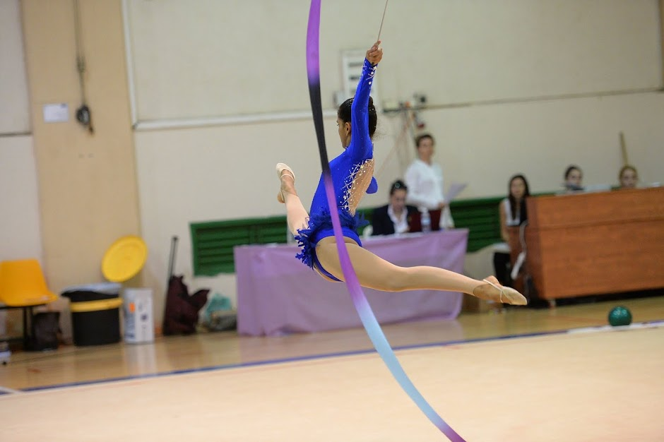 Meghana Reddy Gundlapally - The Rhythmic Gymnast (India)