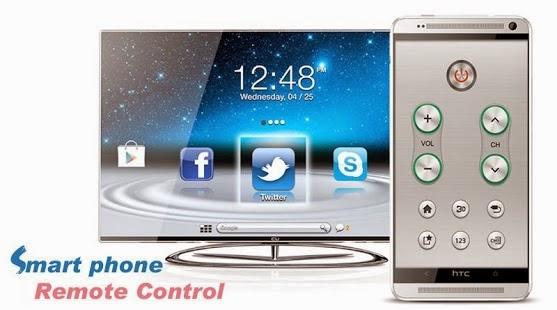 تنزيل تطبيق الريموت كنترول لهواتف اندرويد - Remote Control Android
