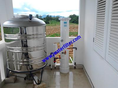 Filter Air/Penjernih air daerah parung bogor