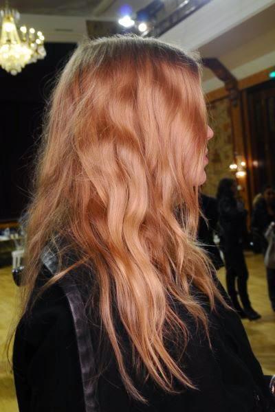 Trend capelli peach e rose gold wonderlover