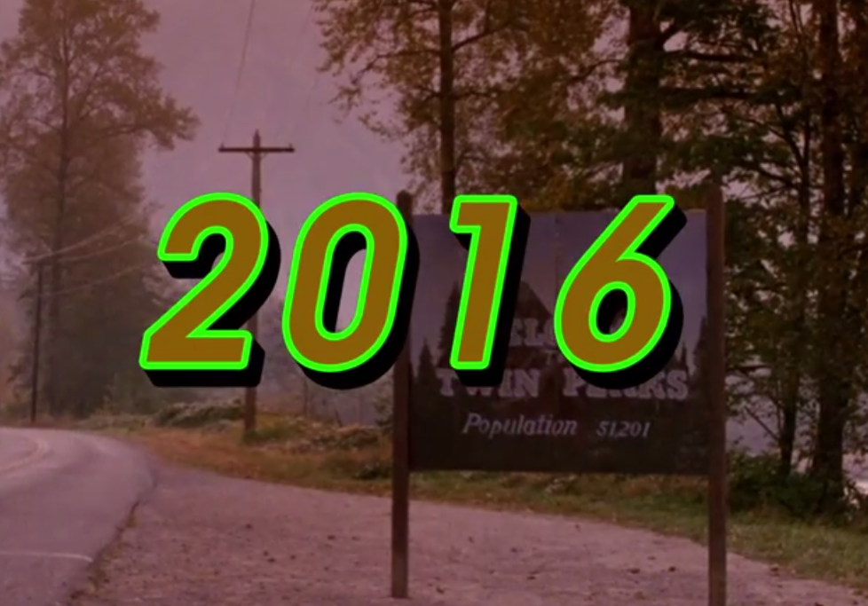 Twin Peaks Returns on Showtime in 2016 - Undead Monday