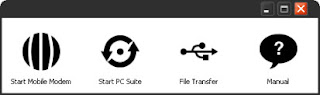 Huawei U8120 Default USB Driver and PC Suite