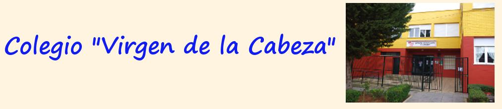 """Colegio """"VIRGEN DE LA CABEZA"""""""