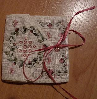 Lorri's NeedleCase,Lorri Birmingham Design, Broderie