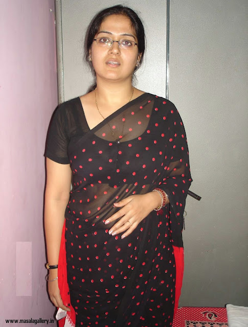 indian real life downblouse № 74792