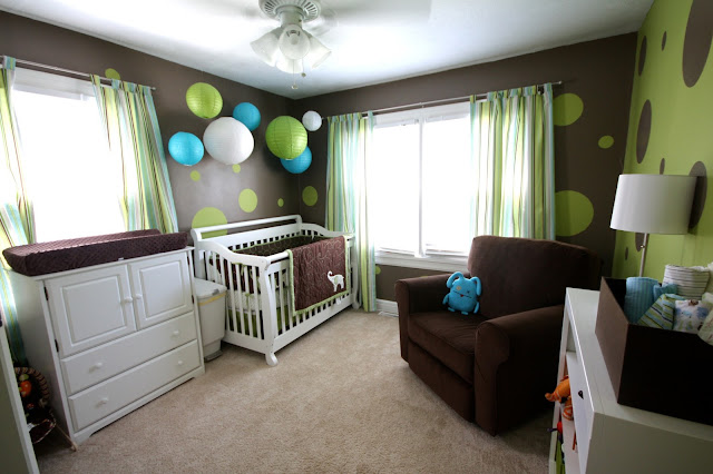 cute ideas for a baby boy's room