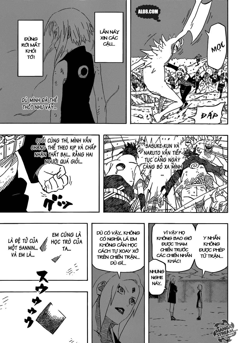 Naruto chap 632 Trang 13