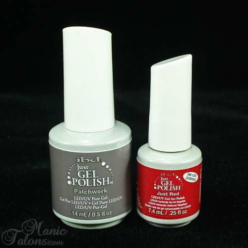 Ibd Just Gel Art Polish Bottle Size Comparison