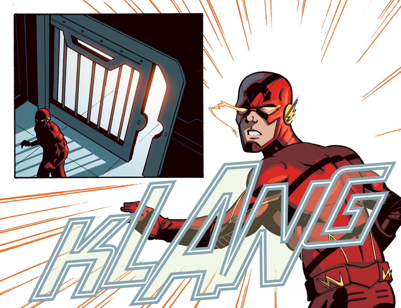 The Flash: Season Zero [I] Issue #16 #16 - English 19