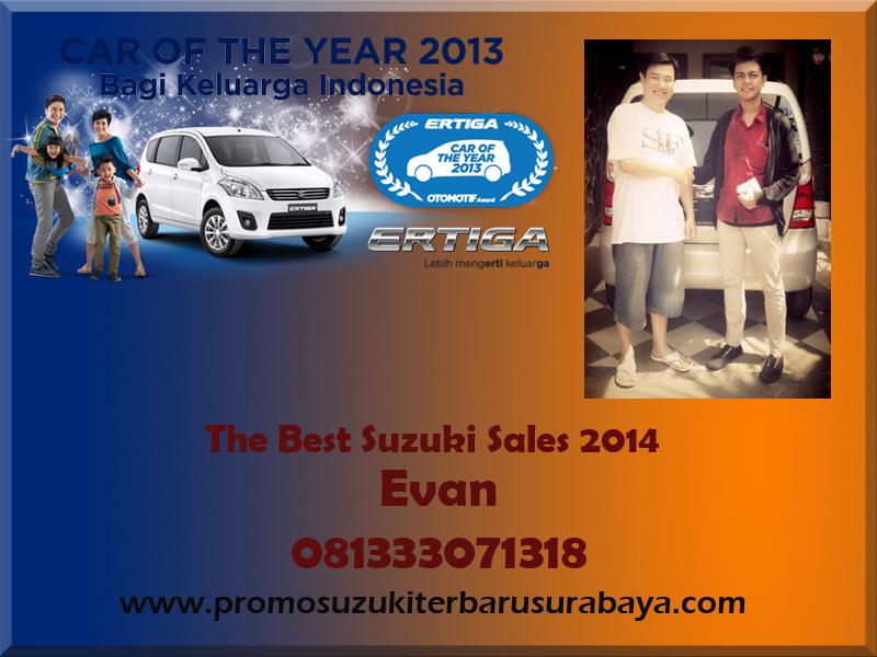 Promo Suzuki Ertiga Terbaru UMC Dan SBT Surabaya Bangkalan Nganjuk Kediri Hub Evan 03131073787
