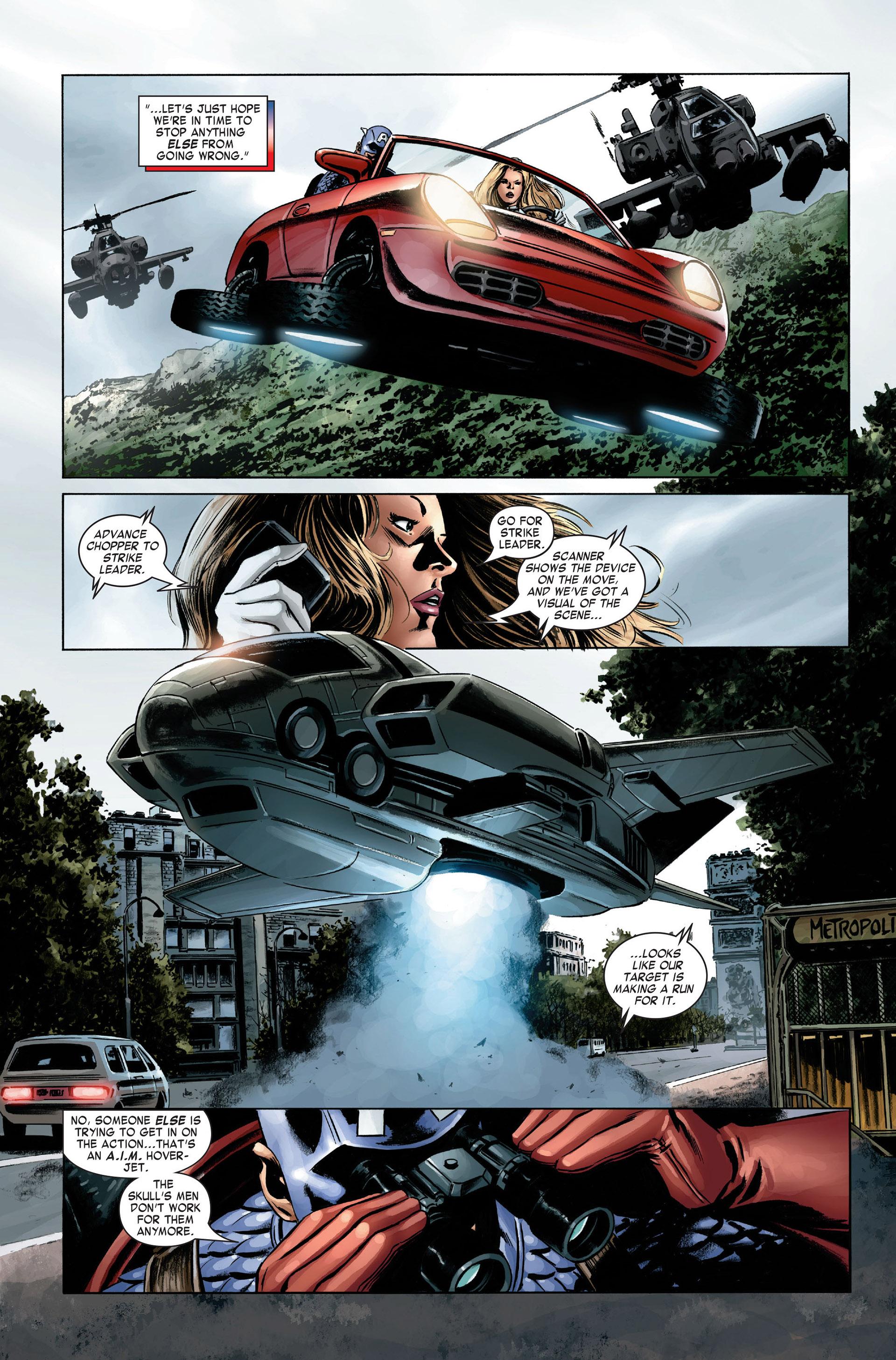 Captain America (2005) Issue #3 #3 - English 10