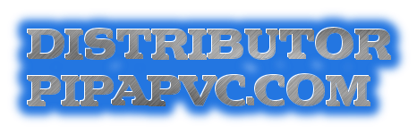 Distributor Pipa PVC Pipa HDPE Dan Fitting