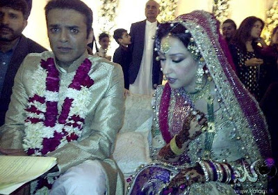 Kashif Abbasi and Meher Bokhari Wedding Pictures