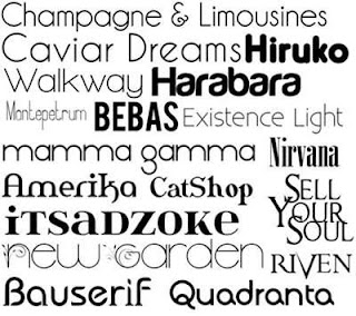 532 Basic Best Fonts Collection