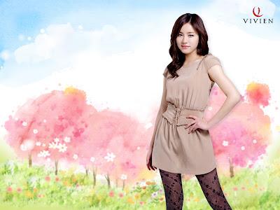 Shin Se Kyung Vivien Wallpaper 13