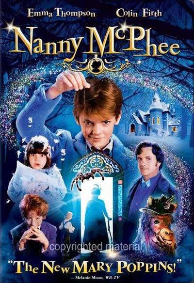 Bảo Mẫu Phù Thủy - Nanny Mcphee