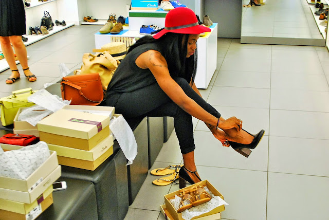 Clarks, chaussures, marseille, blog mode
