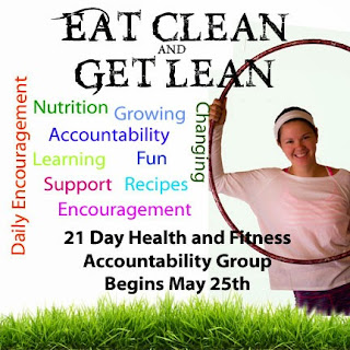 Eat Clean and Get Lean Challenge Group