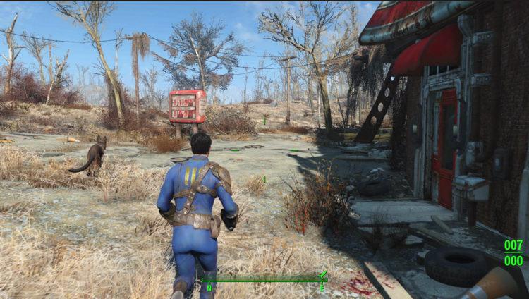 Info Update Fallout 4 Beta Update 1.3.45