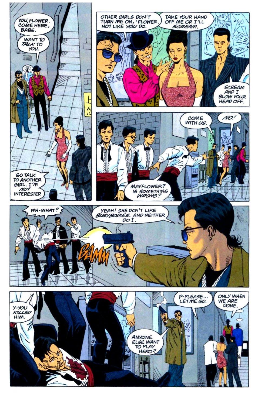Deathstroke (1991) Issue #29 #34 - English 5
