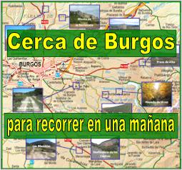 Rutas cerca de Burgos