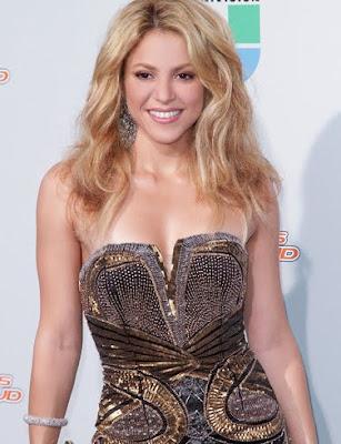 Shakira_wallpaper