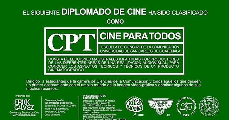 Diplomado de cine