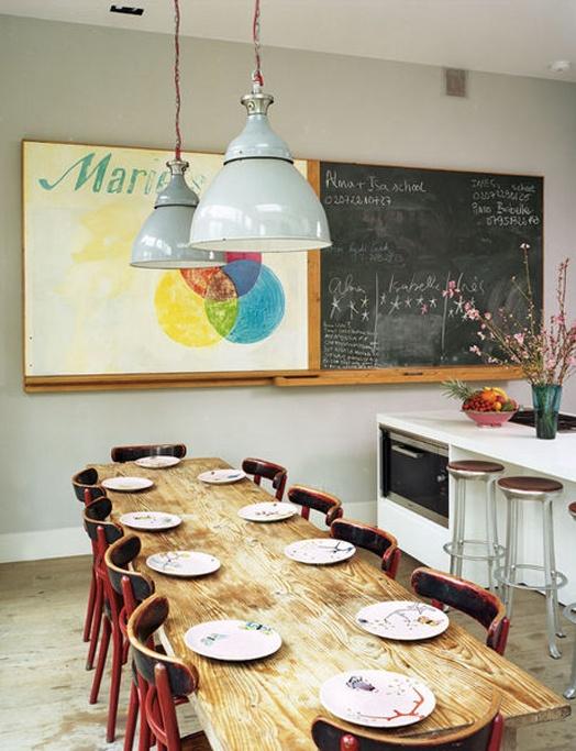 Mesas de Comedor en Comedores Rusticos