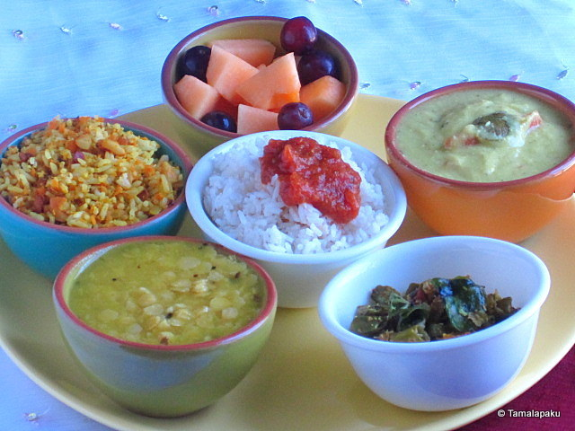 Weekend Thali
