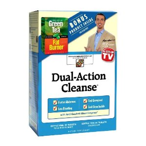 Dual action cleanse reviews