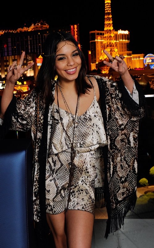 Vanessa Hudgens Single